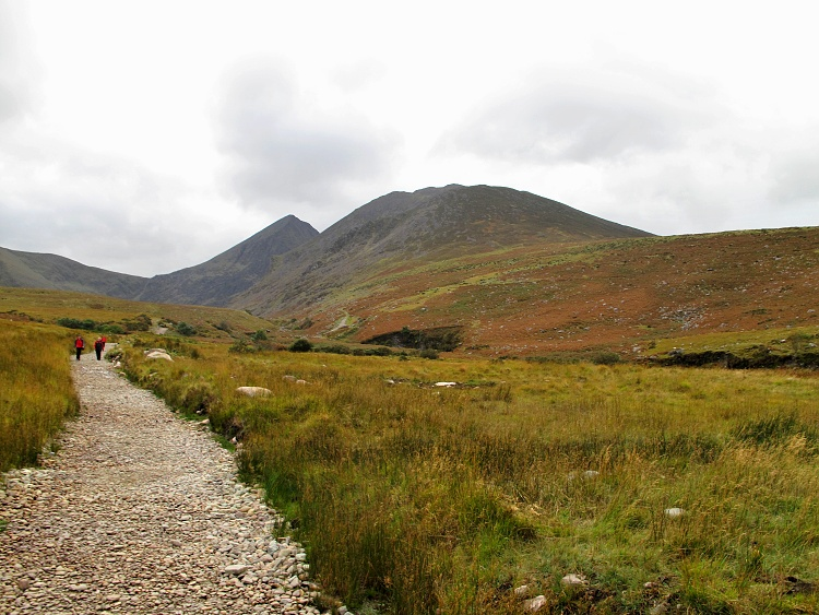Carrauntoohil, County Kerry, Ireland