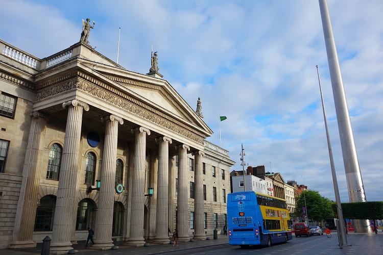 OConnell Street, Dublin, Ireland