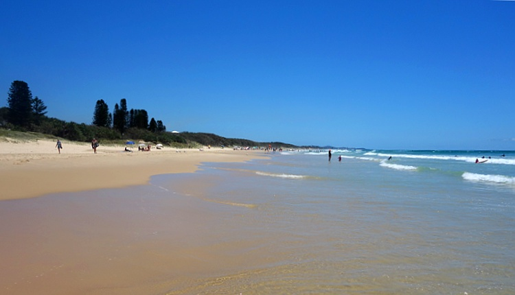 Coolum Beach, Queensland, Australia