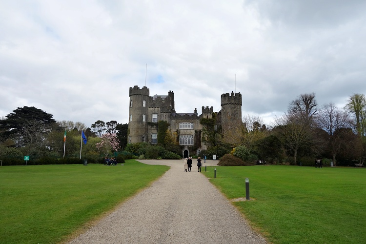 The Malahide Castle is one of the oldest castles in Ireland
