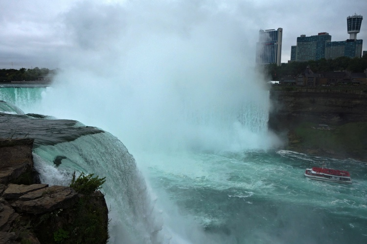 Powerful Niagara Falls