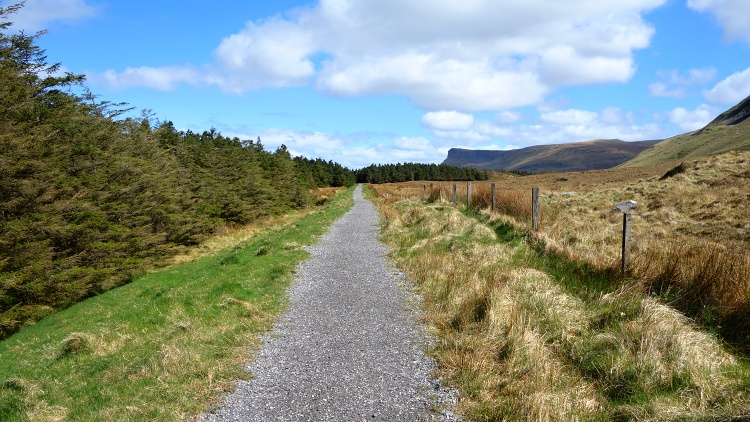 With more people travelling, popular places get more crowded (County Sligo, Ireland)