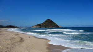 Praia da Macumba, Recreio, Rio de Janeiro, Brazil