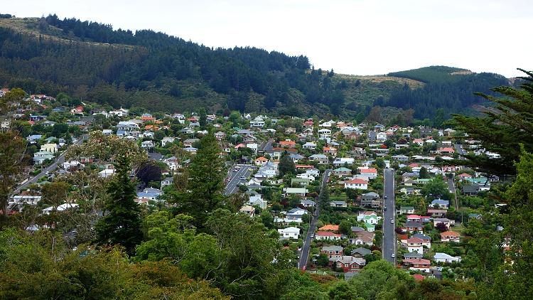 Dunedin, South Island, New Zealand