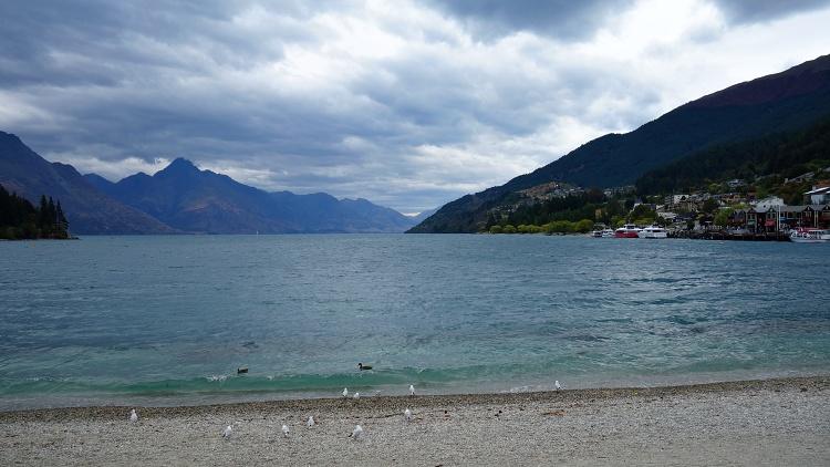 Lake Wakatipu, Queenstown, South Island, New Zealand