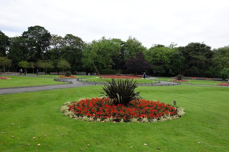 Shephen's Green, Dublin, Ireland