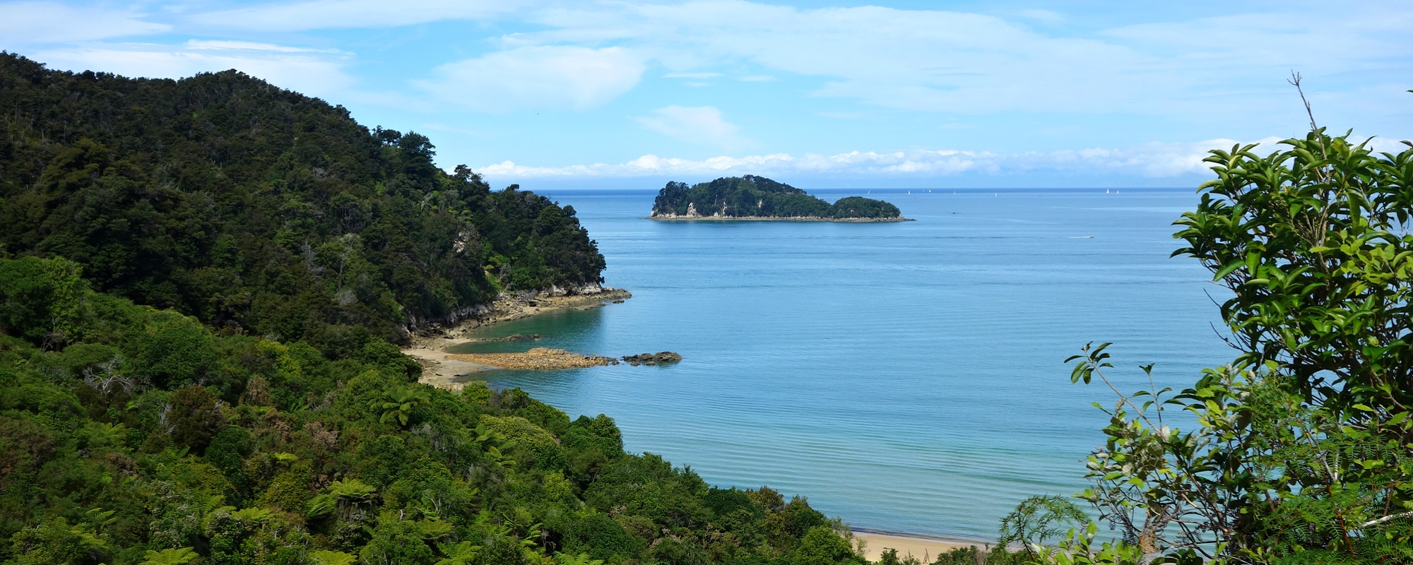 Abel Tasman, South Island, New Zealand