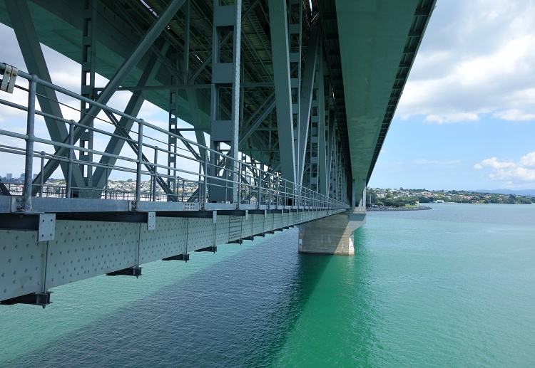 The Auckland Bridge