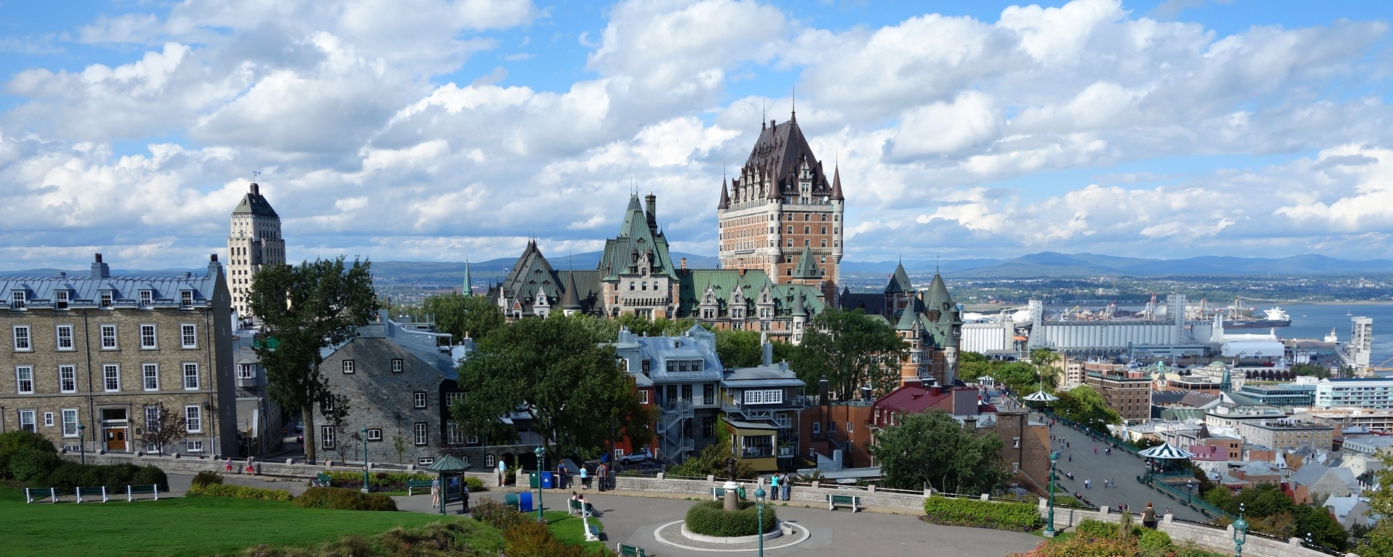 One Day Only Quebec City Canada Travel From Square One