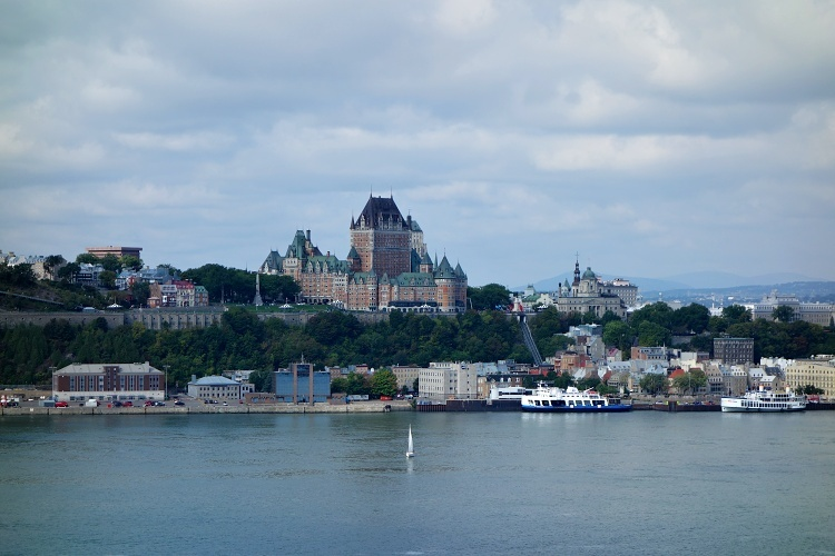 Quebec City is the capital of the Canadian province of Quebec