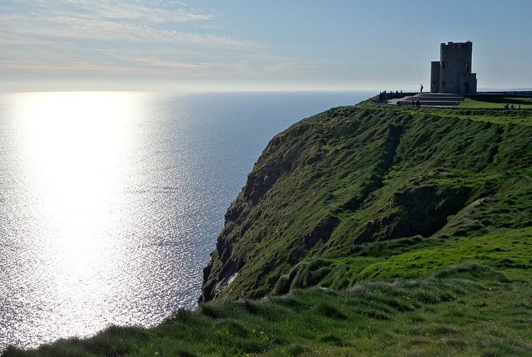 O'Brien's Tower, Cliffs of Moher, Ireland