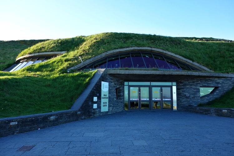 Visitor Centre, Cliffs of Moher, Ireland