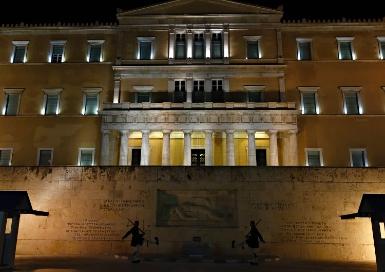 Parliament House, Syntagma Square