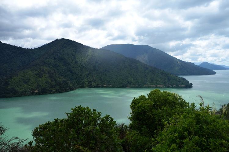 Cullen Point Lookout, Marlborough, New Zealand