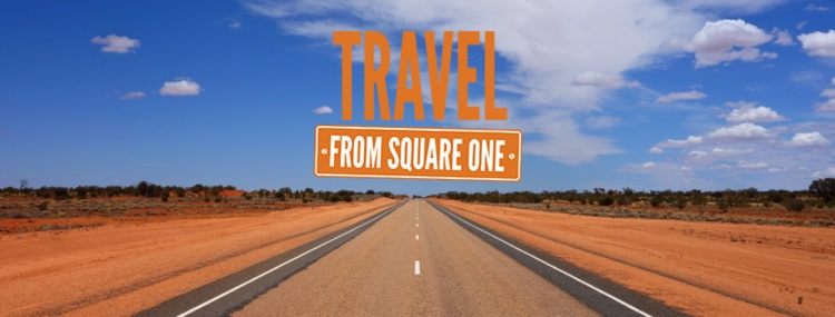 Travel from Square One logo