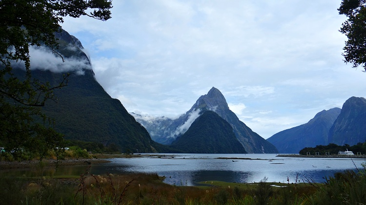 Get full insurance to be covered in case of technical issues (Milford Sound, New Zealand)