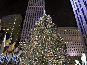 Rockefeller Center Christmas Tree, New York