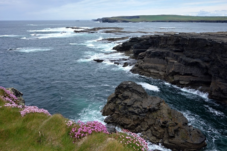 If you are looking for dramatic coast don't miss the Loop Peninsula in County Clare
