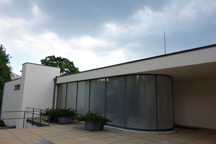 Villa Tugendhat is listed as a UNESCO World Cultural Heritage Site