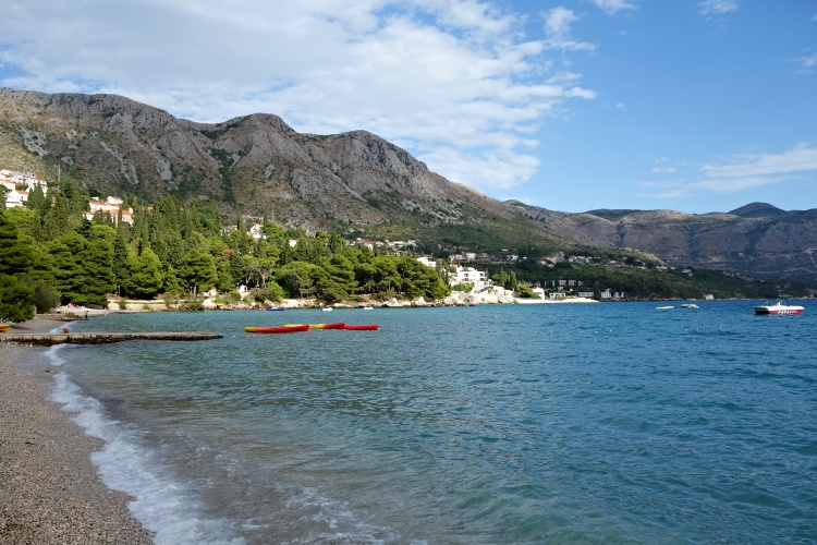 Escape the buzz of Dubrovnik in more quiet Mlini