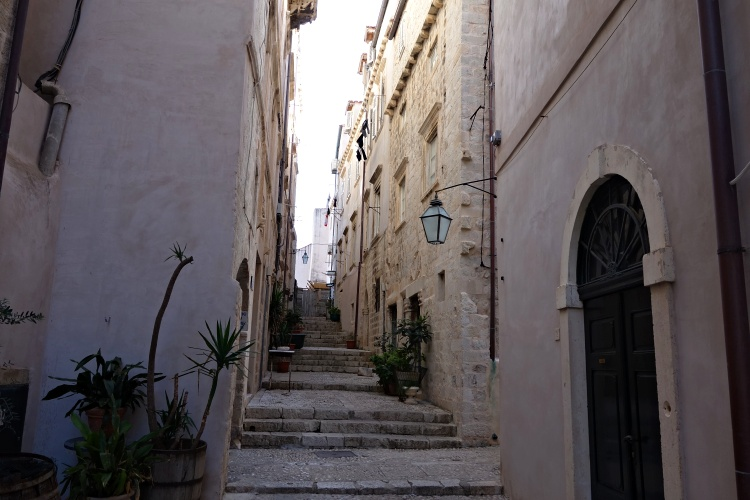 Explore the narrow streets of the Old Town
