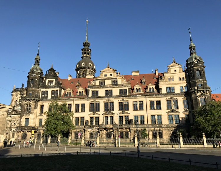 There are picture-perfect scenes around every corner in Dresden