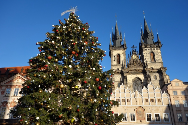 The Christmas Markets in Prague are among the best in the world
