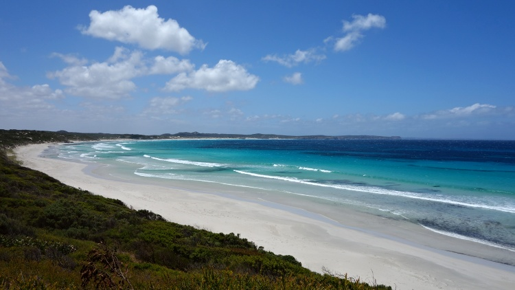 Vivonne Bay is one of the most beautiful beaches in Australia