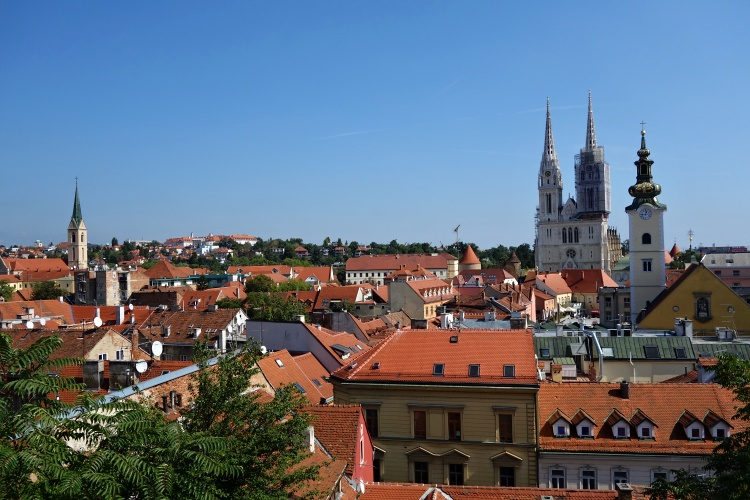 You can see most of Zagreb's landmarks in just one day