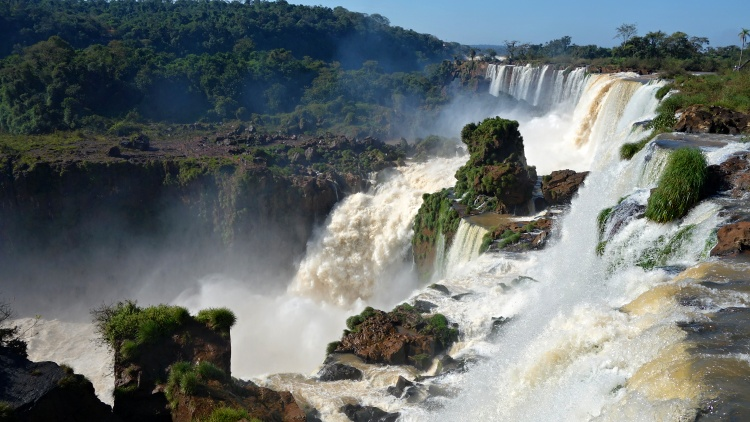Reserve at least one full day for the Argentinian side of Iguazu Falls