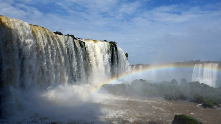 Allow at least half a day for the Brazilian side of Iguazu Falls