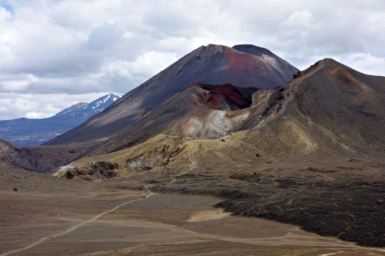 Tongariro Alpine Crossing is one of the best one-day treks in the world
