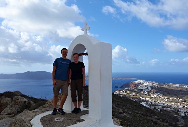 Santorini is a beautiful island well worth visiting