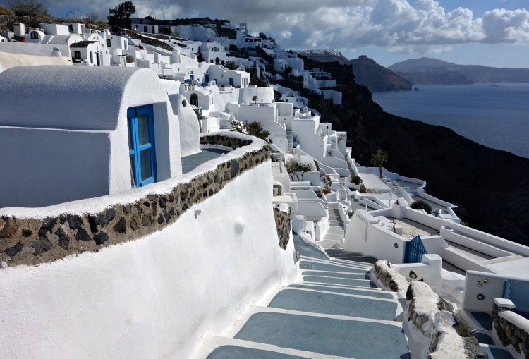 Oia is one of the most picture-perfect places we have seen