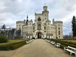 Hluboka nad Vltavou Czechia