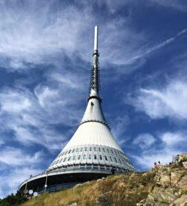 Jested Mountain Czechia